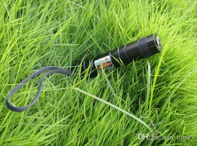 2015 809 Green Laser 10Miles Range 532nm Green Laser Pointer Light Pen Visible Beam High Power Lazer Star Pattern Converter