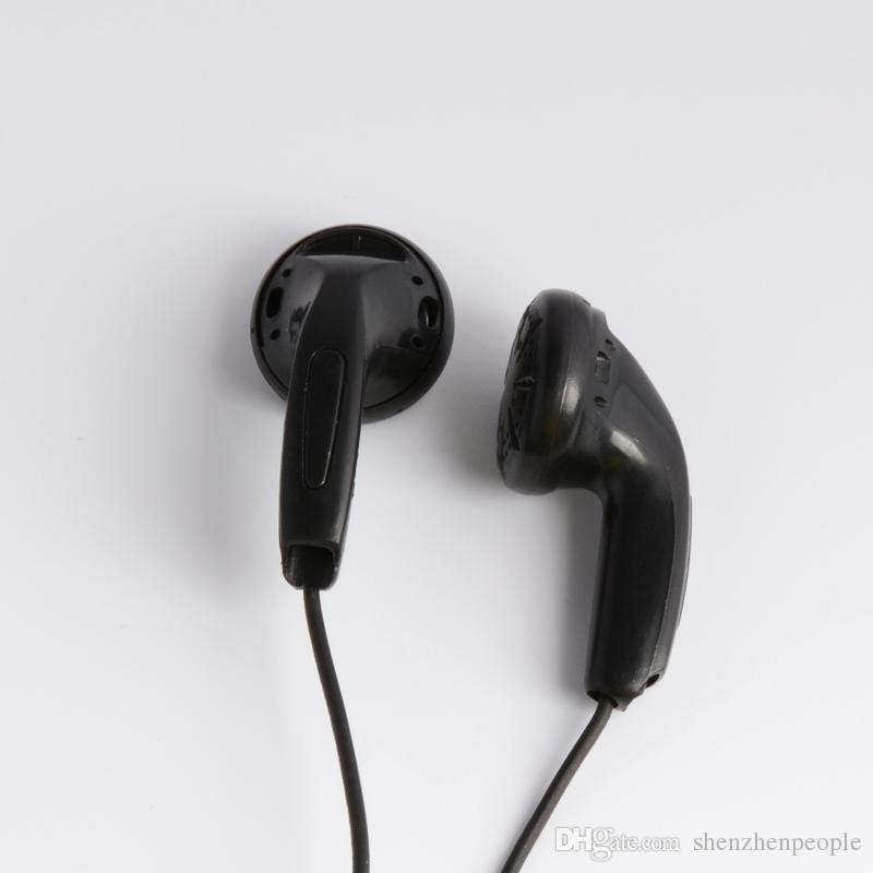 3.5mm In-ear cheap Earphone Headphone For Black Diamond MP4 nokia smart phone Best Sale 3.5mm