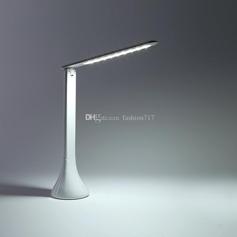 Eye Care LED Lamp Lite LED Desk Lamp Dimmable Touch Book Light USB Charging Reading Light Table Lamp Portable Folding Lamp