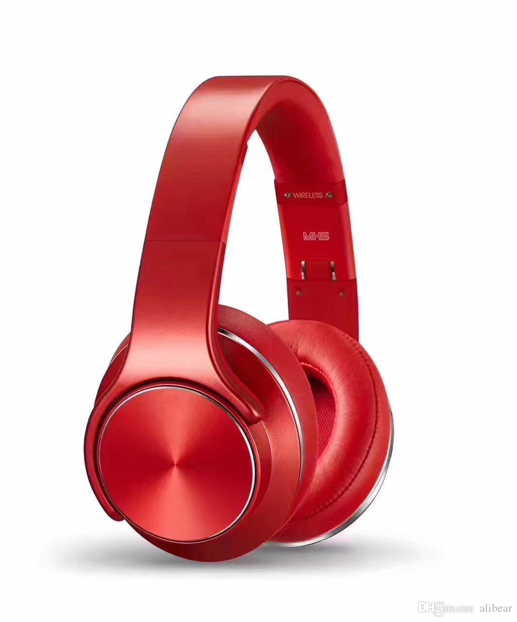 Sodo Mh5 Bluetooth Headphone Twist Out Speaker Bluetooth 4: SODO MH5 Bluetooth 4.2 Wireless Headphone & Twist-out