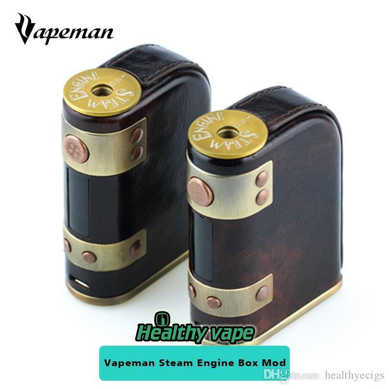 vapeman steam engine