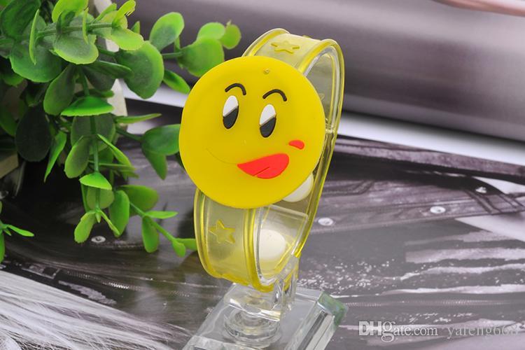 Envío gratis whilesame Reuniones calientes accesorios acrílico pulsera luminosa mercado nocturno puesto de venta al por mayor juguetes de pequeño flash