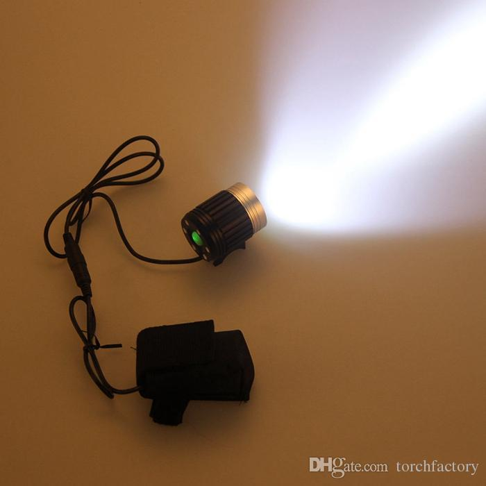 6000 Lumens 3x CREE XM-L T6 LED Headlight 3T6 Headlamp Bicycle Bike Light Waterproof Flashlight+Battery Pack