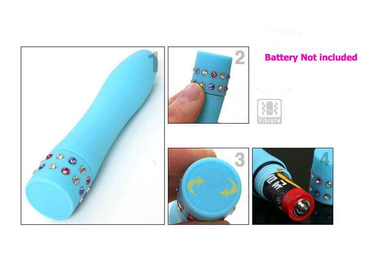 Waterproof Bullet Pocket Dildo Vibrator G-Spot Climax Massager Clit Femal Masturbate Vibrator Aldult Sex Toys For Woman