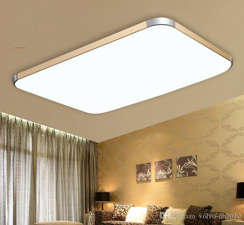 Surface Mounted Modern Led Ceiling Lights For Living Room Light Fixture Indoor Lighting Decorative Lampshade Llfa By Volvo Dh2010 Dhgate Com