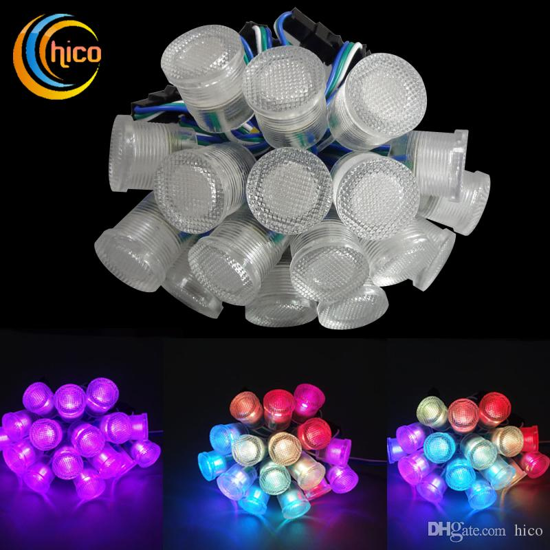 Christmas Light Led Lights 20mm Pixel Light Source Decorative Led String  Light Party Light Dc5v Smd5050 Led Lights String Exterior String Lights  From Hico, ...