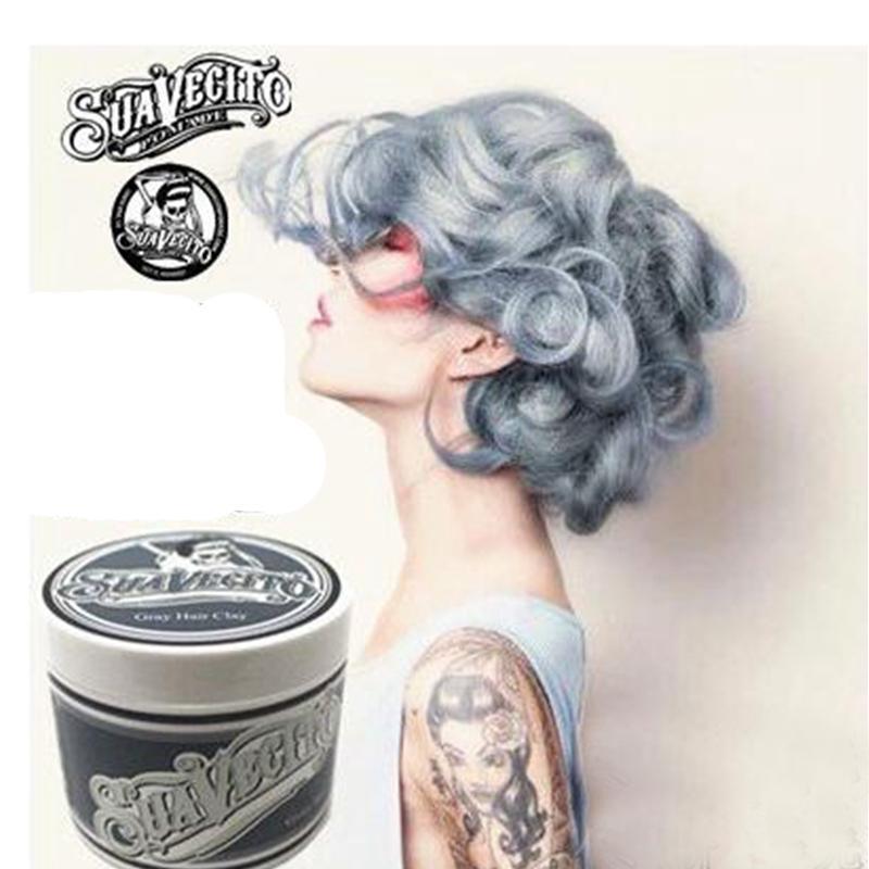 One Time Hair Dye Grey Water Muds Easy Diy Sliver Grandma Grey Dye