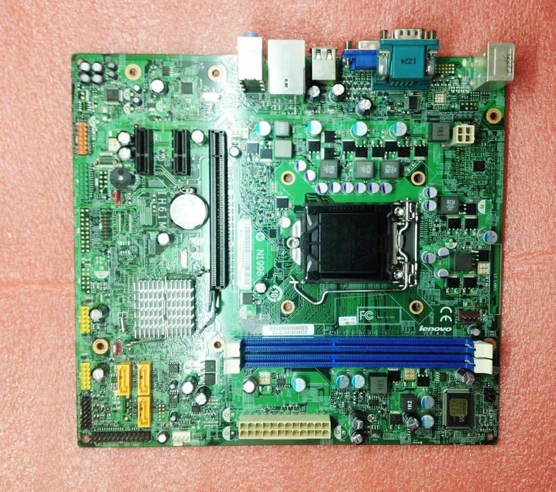 2020 Ih61m Desktop Motherboard For Lenove T4900d Desktop H61 Lga 1155 Micro Atx Support Intel