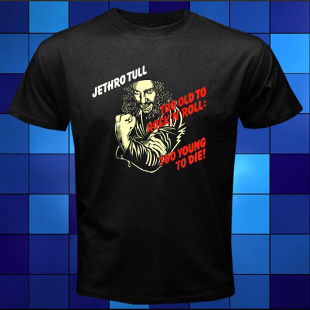 5eb165eea4638 Best Rock N Roll T Shirts - BCD Tofu House
