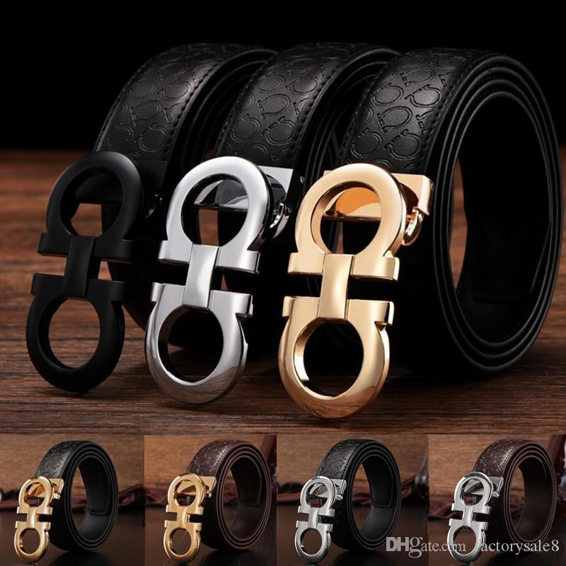 Cinturones de lujo cinturones de diseño para hombres grandes cinturones de hebilla de cinturón de castidad masculina top moda para hombre cinturón de cuero al por mayor envío gratuito