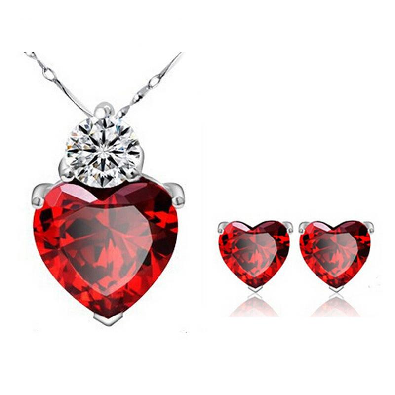 square ruby treasureshoponline collections red silver jewelrypalace created fashion handmade for stud com sterling products women earrings