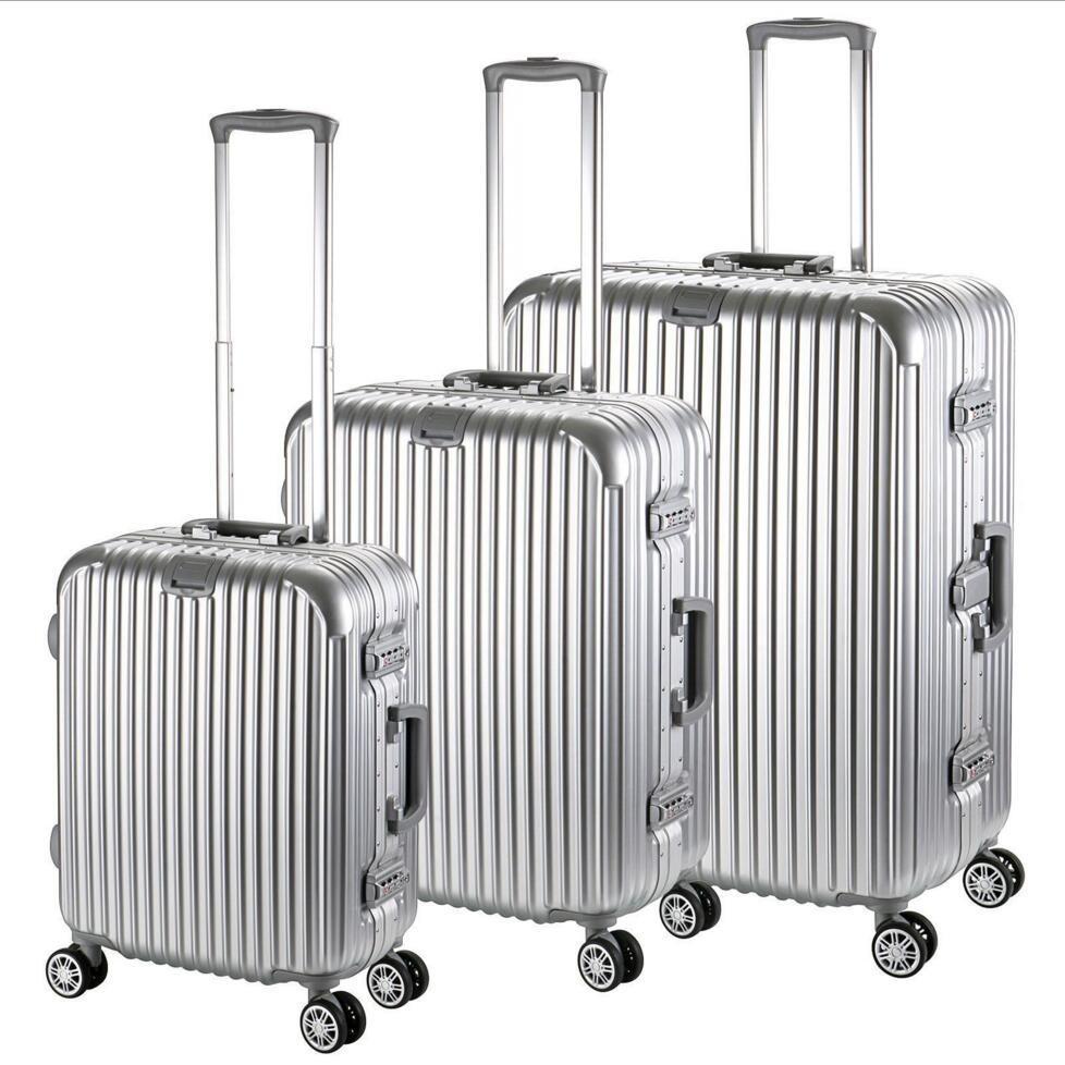 0b400613671ddf RIMOWA 20Inch TSA Lock Hook Up PC+ABS Luxury Aluminum Frame Universal Wheel  Rolling Carry Ons Luggage Travel Case Hardside Suitcase Leather Suitcases  Kid ...