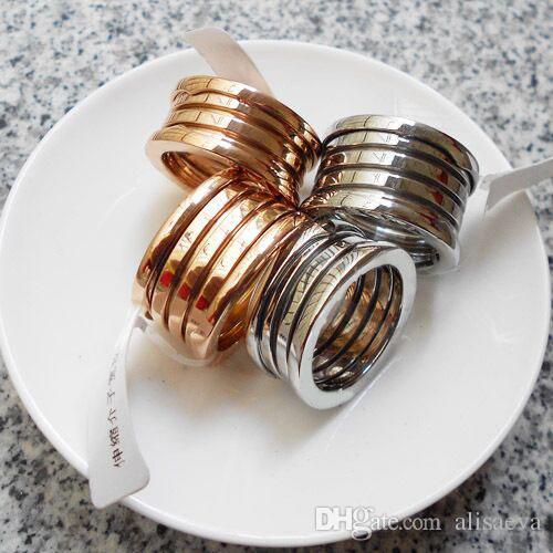 casamento lindo 100% Eleastic Marca strass anéis mulheres marca conjuntas Jóias Vintage As últimas rosa 18k anel