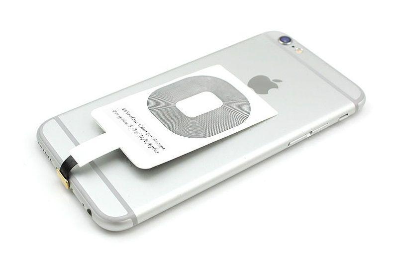 Qi 충전기 수신기 삼성 전자 갤럭시 S3 S4 S5 용 무선 충전 어댑터 리셉터 수신기 패드 코일 2 3 4 마이크로 USB 모바일