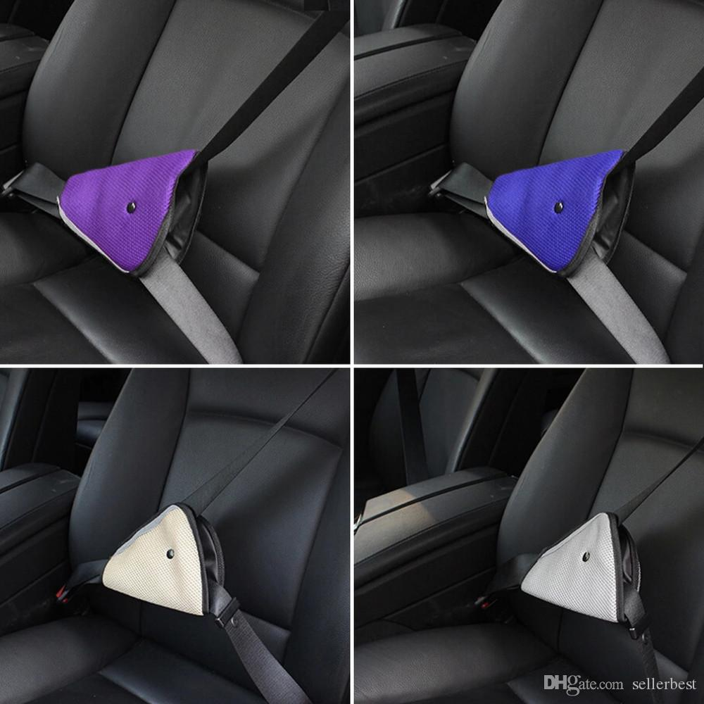 Bebek Çocuk Araba Emniyet Kapağı Askı Ayar Pedi Koşum Çocuk Emniyet Kemeri Klip. Çocuklar Araba Emniyet Kemeri Ayarlayıcı. Renk Isteğe Bağlı