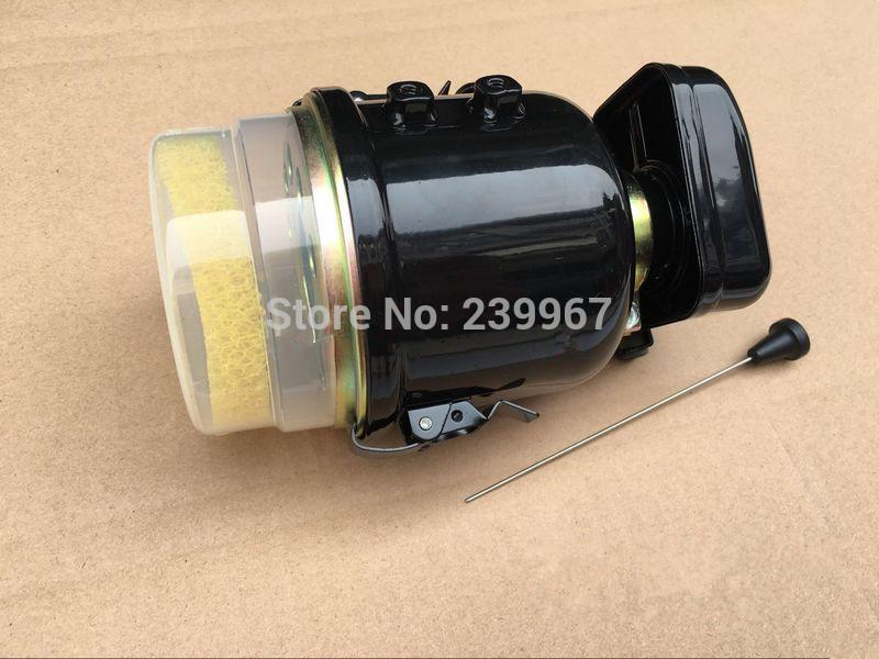 Air filter assembly oil bath for Robin Subaru EY28 EY28D RGX3510 free shipping replacement part