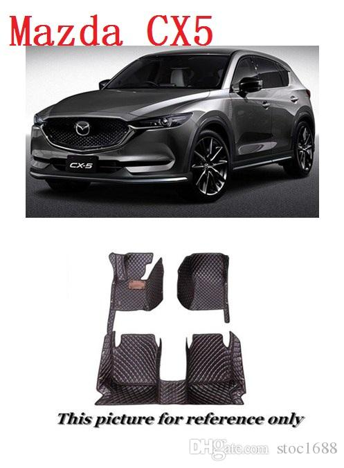 Weather Car Mats >> 2019 Scotabc All Weather Leather Floor Car Mats For Mazda 2 3 6 Mx 5