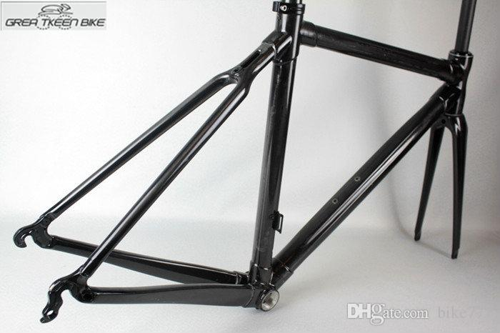 Carbon Bike Frame DCRF03 BSA UD Road Cycling Bicycle Frame T800 carbon fiber China mainland elegant quality