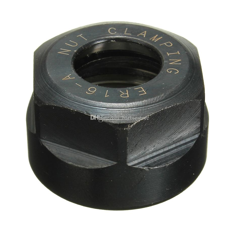 ER16-A Type Collet Clamping Nut For CNC Milling Chuck Holder Lathe Tool B00082 BARD