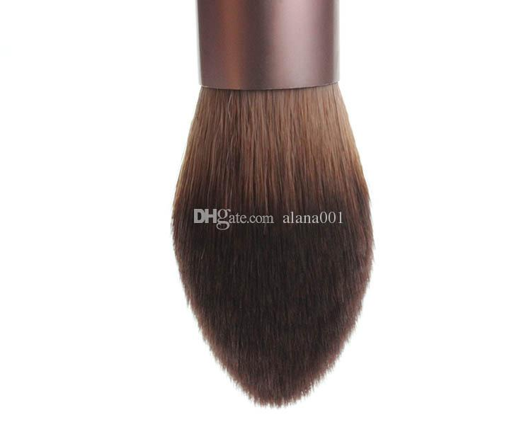 Hot Sales Women Professional Makeup Brush Super Soft Powder Blusher Loose Brush Flame Shape Universal Makeup Blush Beauty Tools