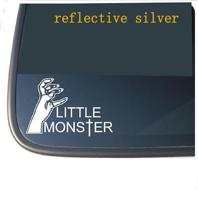 Lady Gaga Little Monster Claw Hand Vinyl Car Decal  Vinyl - Funny car decal stickers