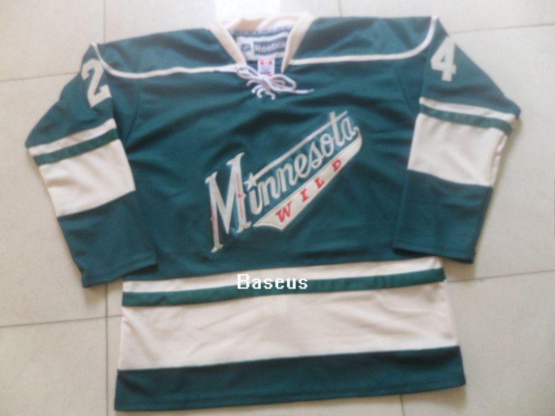 buy popular bd96b a3e24 minnesota wild 55 matt dumba green third jersey