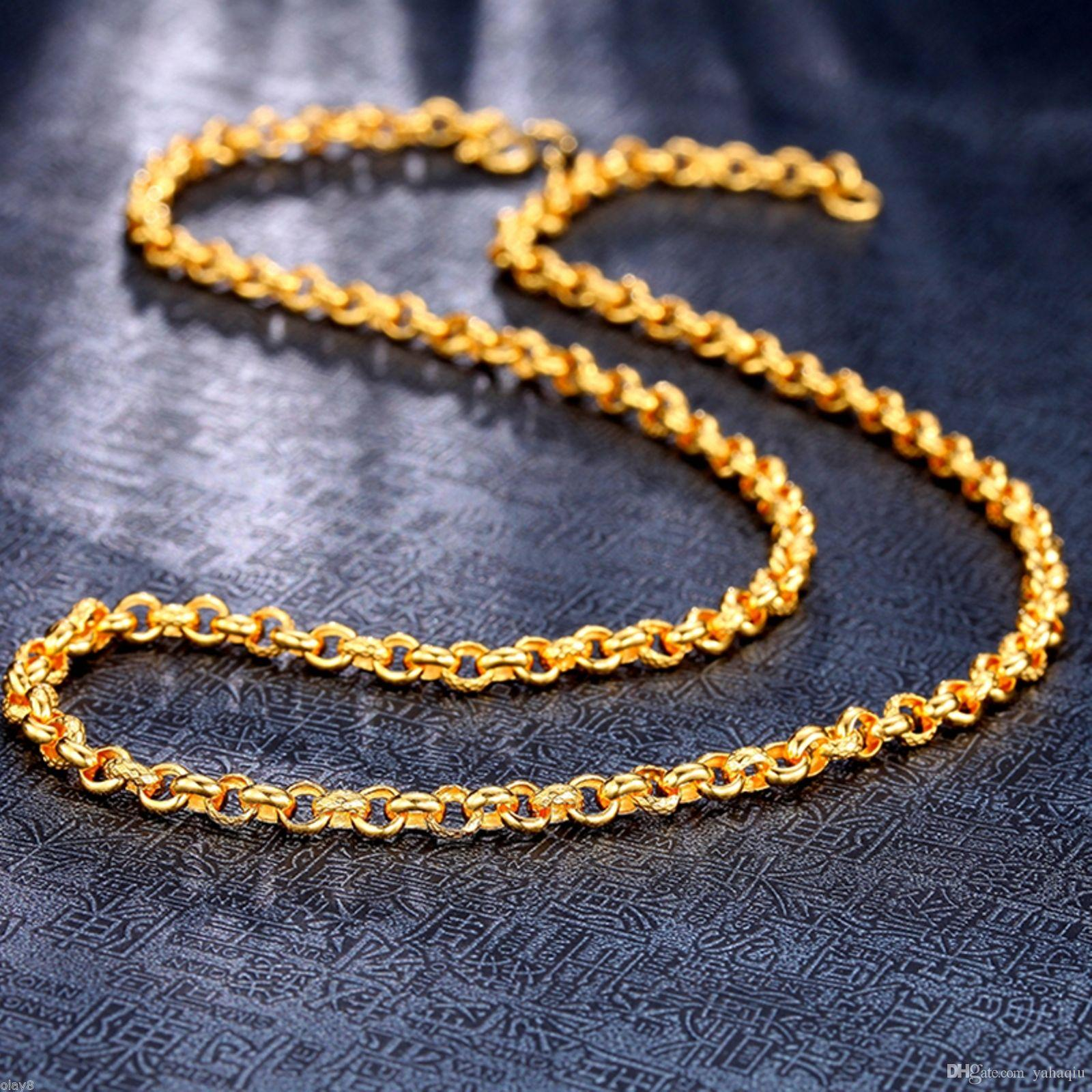 chains pure chain thai gold