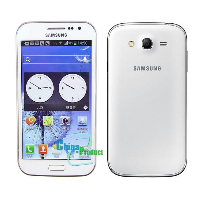 Samsung Galaxy Grand I9082 Dual-SIM entsperrt 3G GSM-Handy Dual-Core 5,0