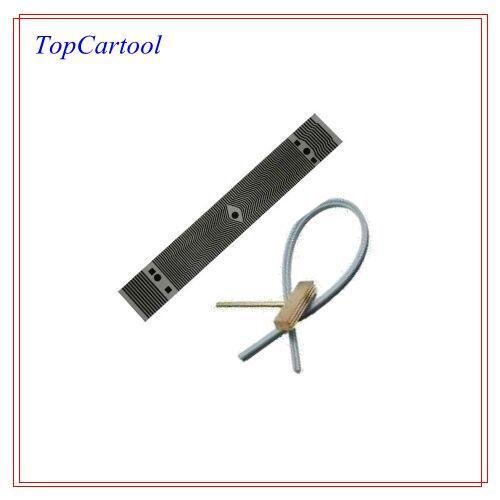 Topcartool OBDDIY Riparazione dei pixel mancanti Citroen XM time display cavo piatto a nastro cavo saldatura a testa in gomma
