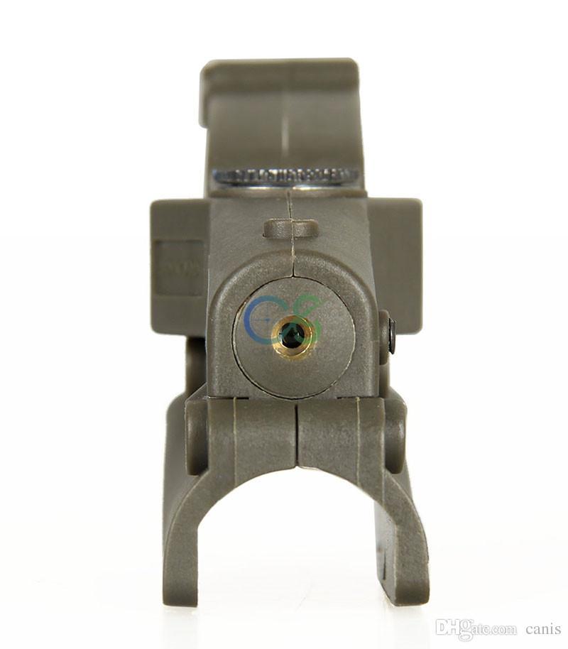 PPT Scope M92 Red Laser Sight Laser Dispositivo laser Regolabile avvolgiosi e elevazioni CL20-0020