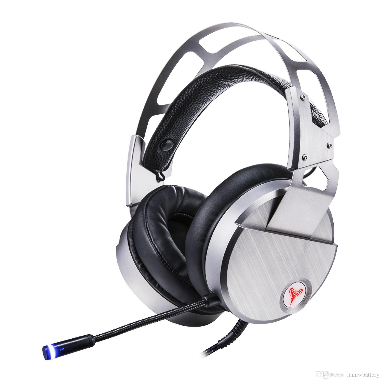 Yodeli High Quality Cool Vko Pc Ps4 Game Headphone Stereo Wired Game ...