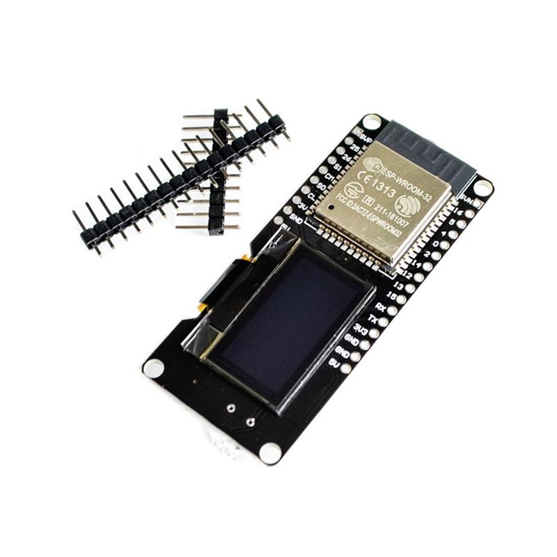 ESP32 OLED Module for Arduino ESP32 WiFi Modules Bluetooth Dual ESP-32  ESP-32S ESP8266 with OLED