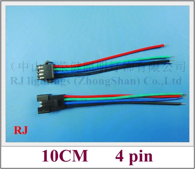 Low Voltage Wire Connector 4 Pin - WIRE Center •