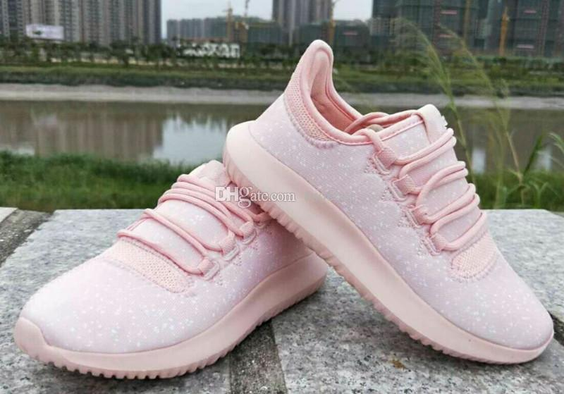timeless design 07283 8d884 Discount Cheap Womens Pink Color Y-3 Tubular Shadow Running Shoes for Men  New Blue Black Grey Y3 Sneakers Boots Size US5-11