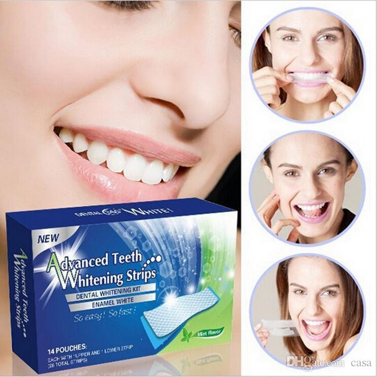 Compre Box Higiene Oral Dentes Branqueamento Tiras Professional