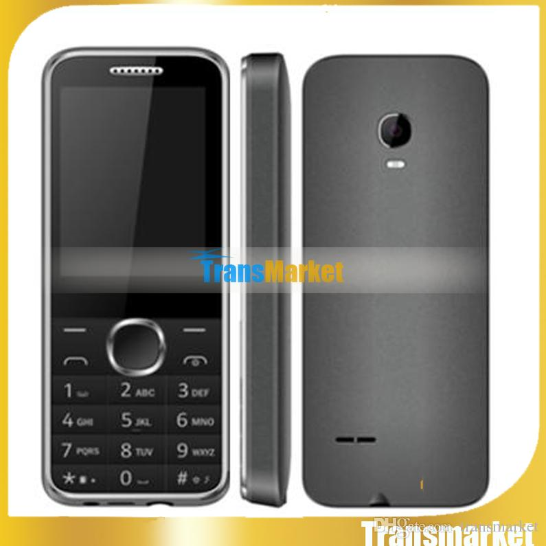 2.4Inch Unlocked GSM Cheap phone TFT Dual SIM russian spanish Portuguese Mobile Phone Basic Cheap Loudly SOS phones 2007D 100% New