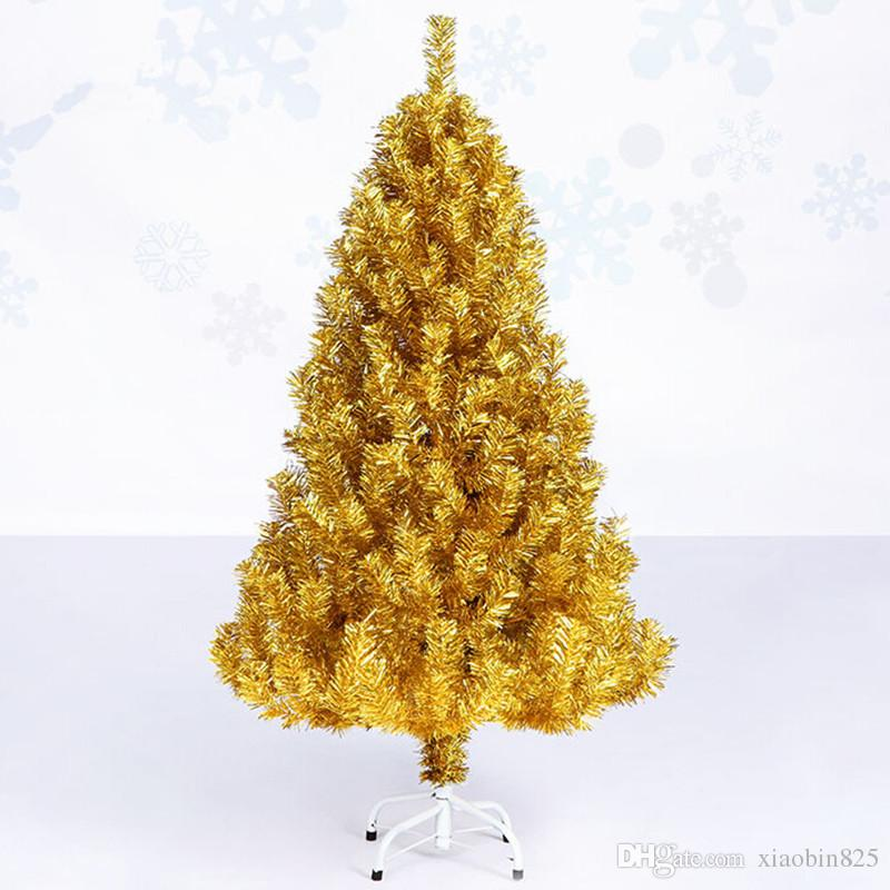 christmas new year gift 12 m 120cm luxury encryption christmas tree christmas golden living room bar mall decorations christmas decor sale christmas - American Sales Christmas Decorations
