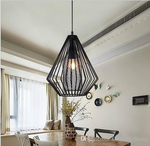 Acheter Lampes Suspendues Industrielles Vintage Restaurant Bar Hall