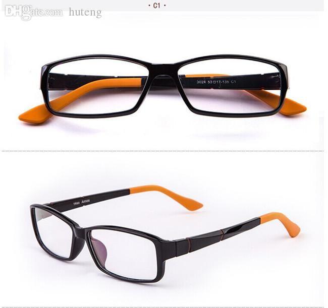 573421d1602 2019 Wholesale Fashion Mens Branded Optical Frames Eyeglasses Ultra Light  TR90 Titanium Frame Glasses For Computer Women Armacao Oculos De Grau From  ...