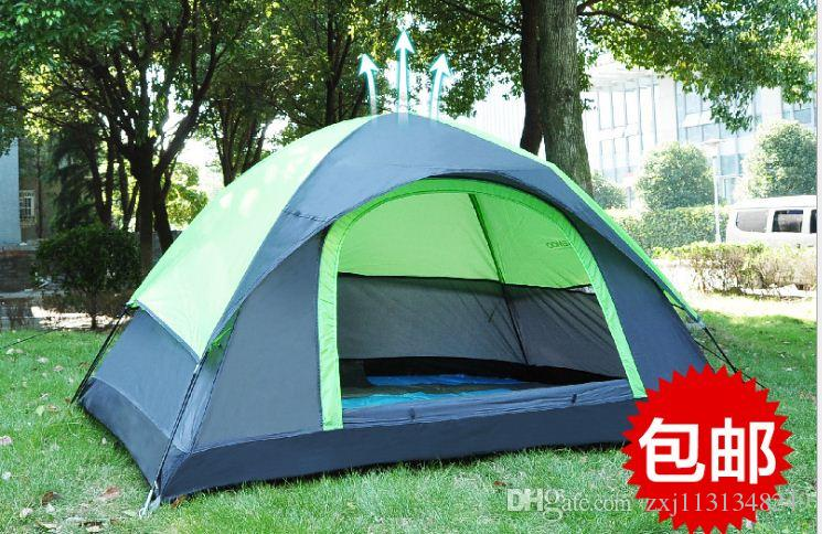 Mountain Animal To Set Up The Two Second Speed Of The Automatic C&ing Tents C&ing Equipment Cheap Tents Uk Oztrail Tents From Zxj1131348249 ... : two second tent - memphite.com