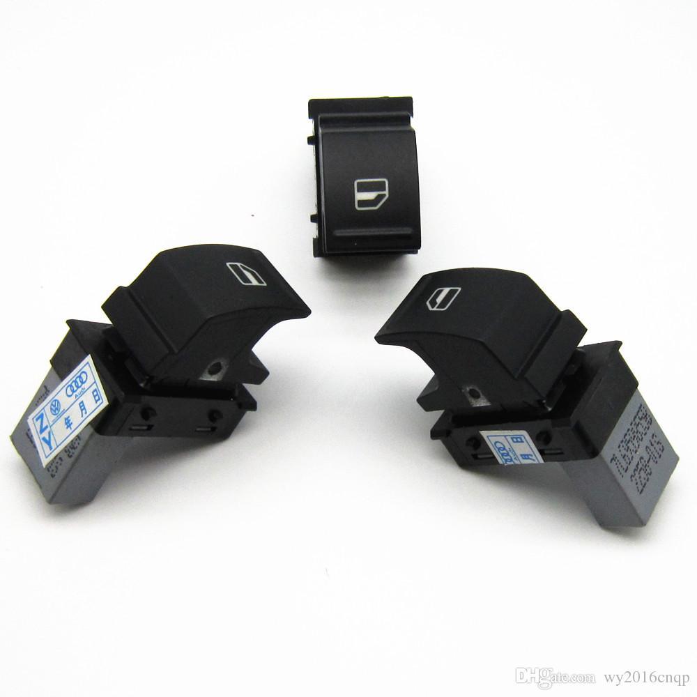 Livraison gratuite de haute qualité OE 7L6 959 855B L'interrupteur de lève-vitre passagers pour VW Passat B6 Golf A5 Touran Sagitar Magotan Jetta Ca