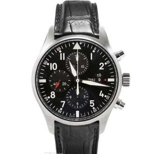 Luxury Watches Brand Men Watch Classic Pilot Mark XVI Orologio automatico Flieger 3255 I325501 Mark WristWatches