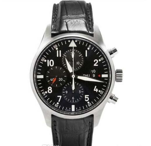 Luxusuhren Marke Herrenuhr Classic Pilot Mark XVI Flieger Automatikuhr 3255 I325501 Mark Armbanduhren