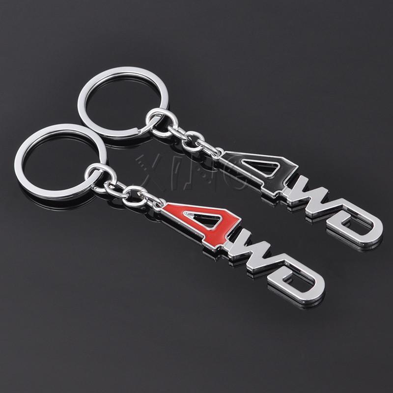 Fashion Metal D Car Logo Wd Keychain Key Chain Key Ring Keyring - Audi car key battery