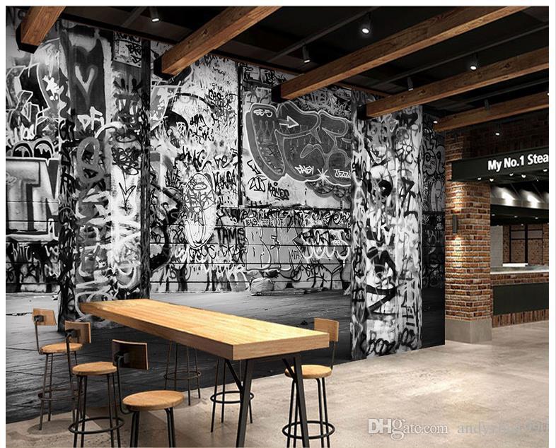 3d Photo Wallpaper Custom 3d Wall Murals Wallpaper Mural Retro