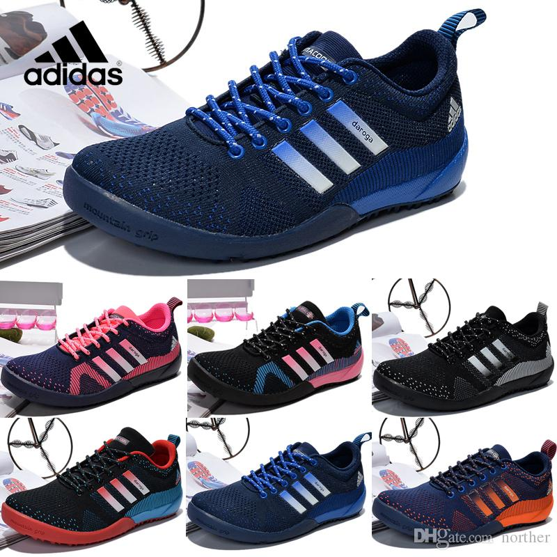 0b5ce9066ec ... greece best adidas outdoor daroga leather outdoor shoes 2016 summer  shoes men fashion sport sneakers breathable ireland adidas shoes women ...