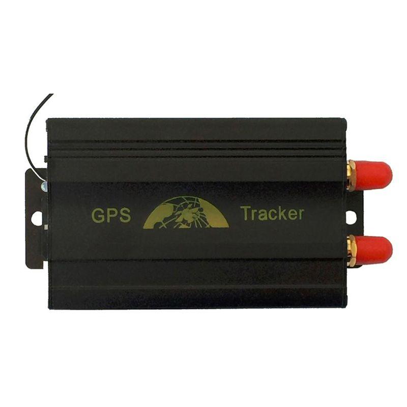 Lokalizator GPS samochodów TK103A TK103 Quadband pojazd Auto XGSM Tracker w czasie rzeczywistym Darmowe urządzenie do śledzenia platformy