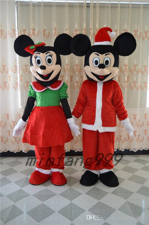 2016 Hot Wedding Christmas Mickey Mouse Minnie Mascot Costume Pink Minnie Mouse Mascot Costume Adult Pirate Costumes Civil War Costumes From Minfang999 ... & 2016 Hot Wedding Christmas Mickey Mouse Minnie Mascot Costume Pink ...