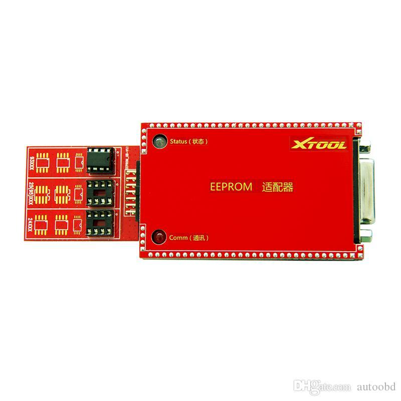XTOOL Original X100 Pad Auto Programador Chave de Óleo Resto Ferramenta Odômetro Ajuste Atualização Online Grátis X100pad função como X300 pro