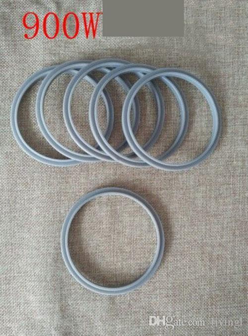 Replacement gasket seal for bullet blender 600w 900w rubber gear juicer blender kitchen appliance parts